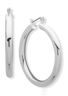 Nine West Tubular Hoop Earring