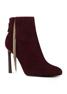 Nine West Uloveit Suede Booties