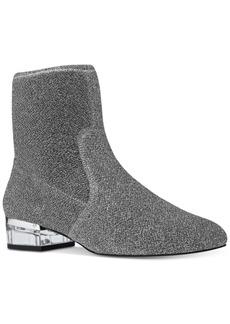 Nine West Urazza Glitter Booties Women's Shoes