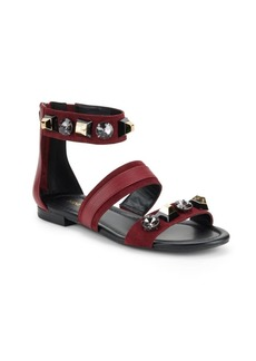 Nine West Uzoma Embellished Sandals