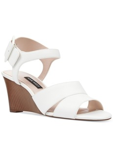Nine West Vahan Wedge Sandals Women's Shoes