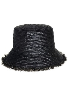 Nine West Wheat Straw Hat