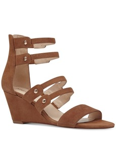 Nine West Willison Wedge Sandals Women's Shoes