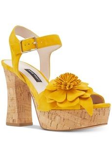 Nine West Winflower Sandals Women's Shoes