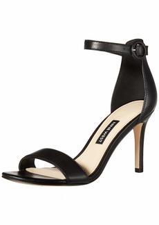NINE WEST Women's Aission Heeled Sandal