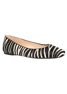 Nine West Women's Alena Square Toe Ballet Flats Women's Shoes