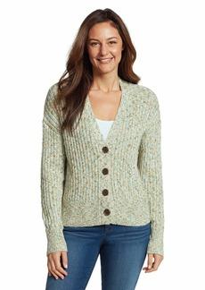NINE WEST Women's Amelia Cute Crop Cardigan Sweater