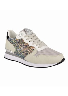 Nine West Women's Banx Lace Up Sneakers Women's Shoes