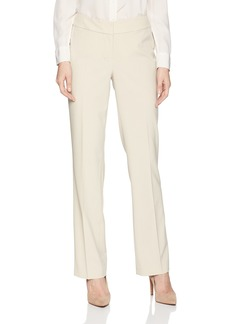 Nine West Women's BI Stretch Crepe Trouser Pant