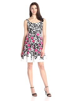 Nine West Women's Blooming Vine Dress