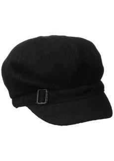 Nine West Women's Boucle Newsboy Hat