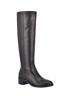 Nine West Women's Caely Tall Shaft Boots Women's Shoes