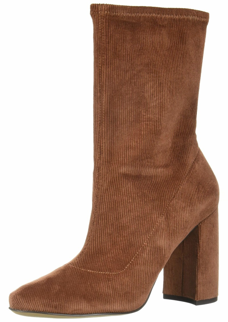 NINE WEST Women's Cal Fabric Ankle Boot