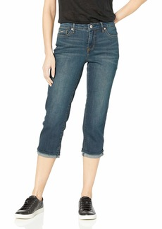 Nine West Women's Chrystie Denim Capri