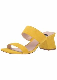 NINE WEST Womens Churen 40 Heeled Sandal   M