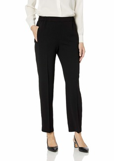 Nine West Women's Crepe Pant  XL