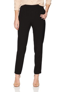 Nine West Women's Crepe Pull On Pant