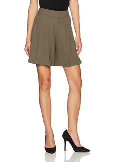 Nine West Women's Crepe Shorts
