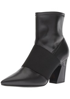 Nine West Women's DELAYNA Synthetic Ankle Boot