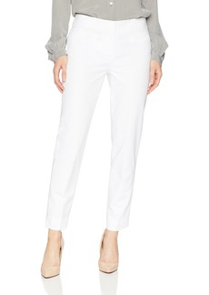 Nine West Women's Double Weave Classic Pant