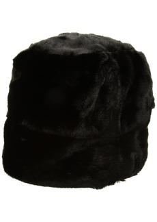 Nine West Women's Faux Fur Cloche Hat