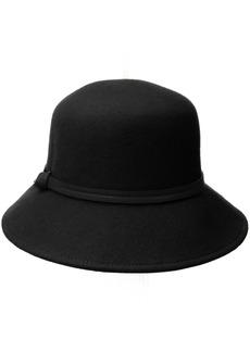 Nine West Women's Felt Trench Hat