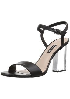 Nine West Women's FIESTY Synthetic Heeled Sandal