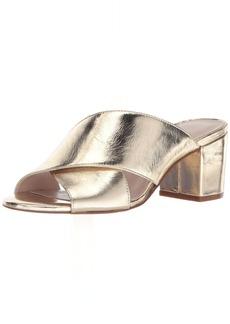 Nine West Women's FREDDIUS Metallic Sandal