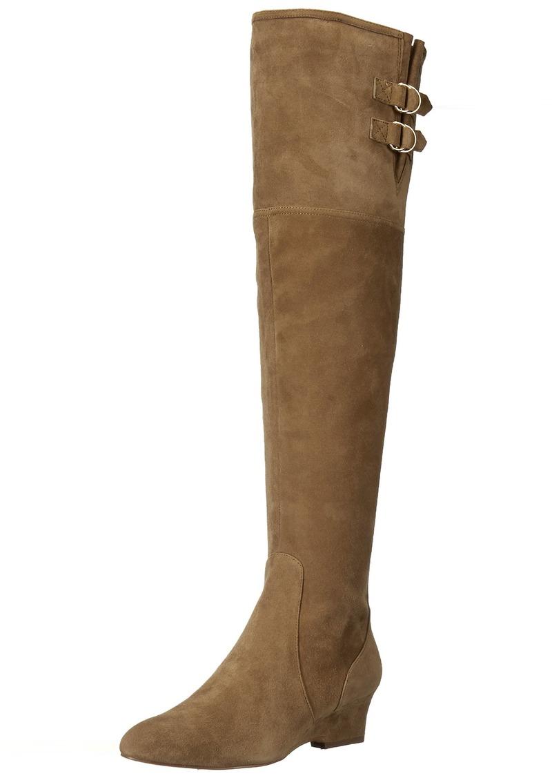 Nine West Women's JAEN Leather Fashion Boot