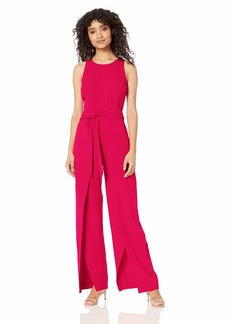 Nine West Women's Jumpsuit with Flyaway Pant
