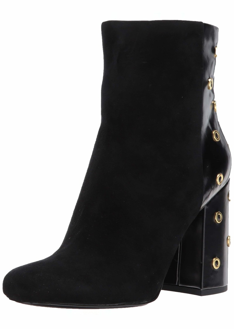 Nine West Women's Justin Suede Ankle Boot