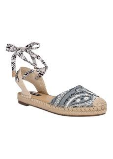 Nine West Women's Mage Tie-Up Espadrilles Women's Shoes
