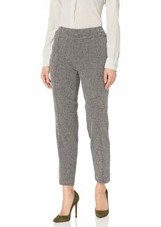NINE WEST Women's Marble Knit Pant