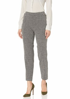 Nine West Women's Marble Knit Pant
