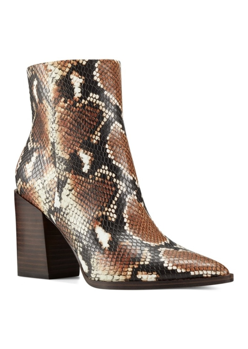 Nine West Women's Medium Bryson Dress Booties Women's Shoes