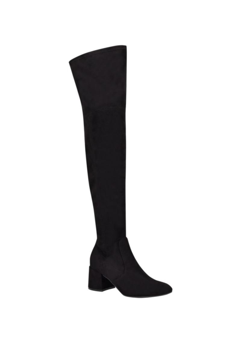 Nine West Women's Medium Felipe Over The Knee Boots Women's Shoes