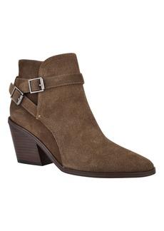 Nine West Women's Medium Scala Western Booties Women's Shoes