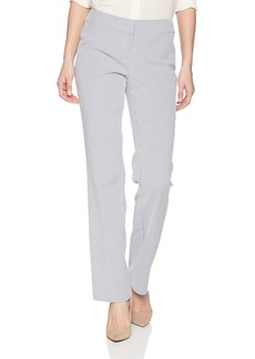 Nine West Women's Mini Stripe Trouser Pant