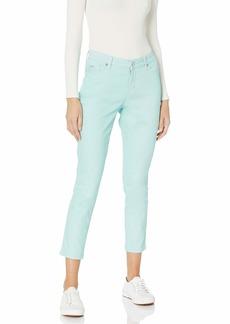 NINE WEST Women's Misses Gramercy Skinny Crop Length Jean   Regular
