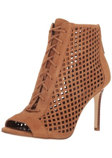 Nine West Women's MOUSTIQUE Suede Heeled Sandal