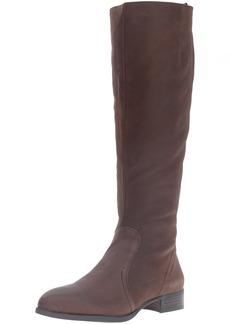 Nine West Women's Nicolah Leather Knee-High Boot
