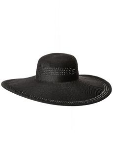 Nine West Women's Packable Super Floppy HAT  one Size