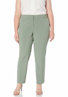 NINE WEST Women's Plus Size Stretch Skinny Pant  W