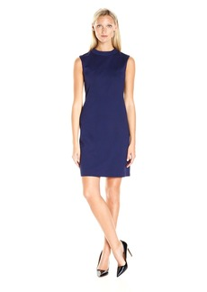 Nine West Women's Ponte a Line Dress