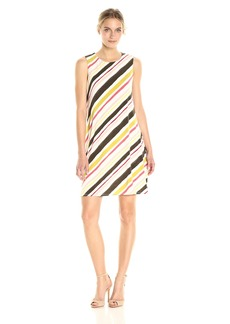 Nine West Women's Printed Ity Dress