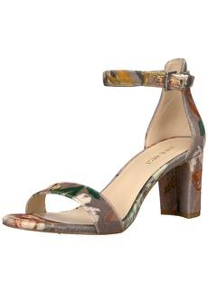 Nine West Women's Pruce Fabric Sandal