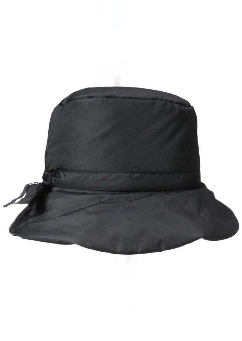 Nine West Nine West Women s Quilted Bucket Rain Hat  175eae02388