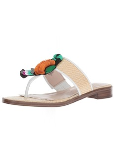 Nine West Women's ROSERIVER Fabric Sandal