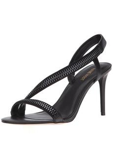 Nine West Women's Ruetta Patent Dress Sandal