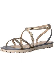 Nine West Women's Sharri Metallic Gladiator Sandal